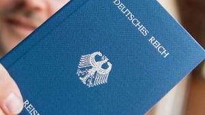 """""""Reichsbürger"""" bei der Polizei entlassen"""