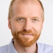 Rainer Schulze - Portraitaufnahme für das Blaue Buch