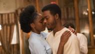 "KiKi Layne in Barry Jenkins ""Beale Street"" als Tish und Stephan James als Fonny"