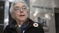 Idealistin und Inhaberin einer Pension: Hannelore Kraus wird 80 Jahre alt.