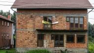 So sehen geplatzte Träume aus: Auf dem Balkan stehen auch Ruinen zum Verkauf.