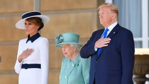 Trump beschimpft Londons Bürgermeister