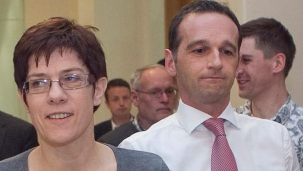 Große Koalition im Saarland steht