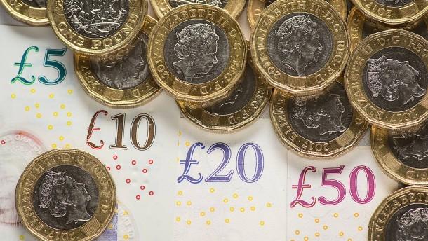 Moody's senkt Kreditwürdigkeit von Großbritannien