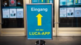 Luca-App-Betreiber stellen Programmcode online