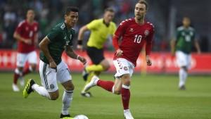 Deutsche Gegner schwächeln vor Turnierauftakt