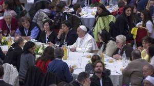 """""""Papst Franziskus geht meist in die Mensa im Vatikan"""""""