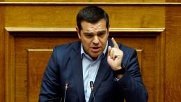 Bundesregierung weist griechische Reparationsforderungen zurück