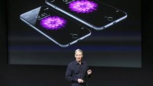 Solidarität mit Apple