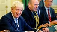 Seine Regierung hat Brüssel einen neuen Deal unterbreitet: Premierminister Boris Johnson