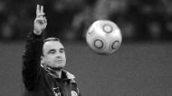 Ein Trainer mit großer Wirkung: Wolfgang Frank ist nach einem schweren Krebsleiden gestorben