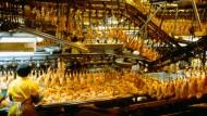 Italien will die Chlorhühnchen ausklammern