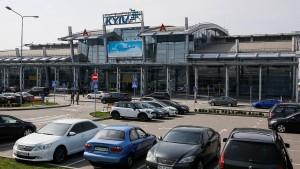 Hacker legen Zentralbank und Flughafen in Kiew lahm