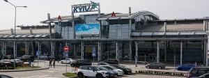 Der Flughafen von Kiew (Archivbild)