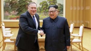 Trump sagt Gipfel mit Kim Jong-un ab