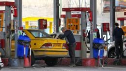 Iran rationiert Benzin