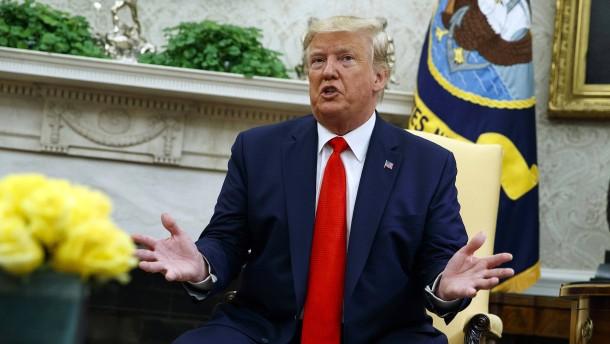 Trump verschiebt Anhebung von China-Strafzöllen