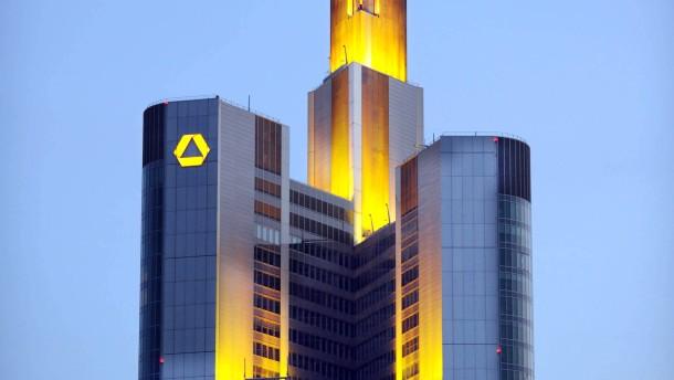 Commerzbank will Staatsschulden vorerst nicht bedienen