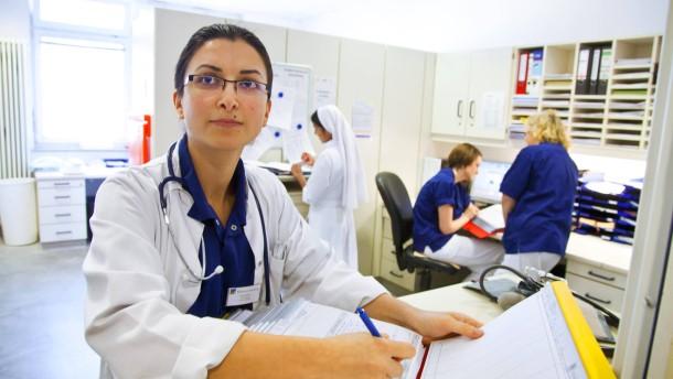 Frau Doktor bleibt nicht im Sauerland