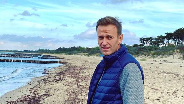 Putins Plagegeist Nawalnyj