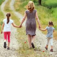 Dass alleinerziehende Mütter es schwer haben ist keine Seltenheit – allerdings auch nicht die Regel.
