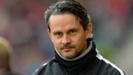 Dirk Schuster erhält in Darmstadt einen neuen Vertrag.