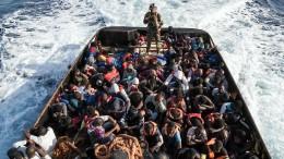 Amnesty wirft EU Unterstützung bei Misshandlungen vor
