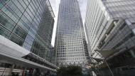 Die Europäische Bankenaufsichtsbehörde EBA in London