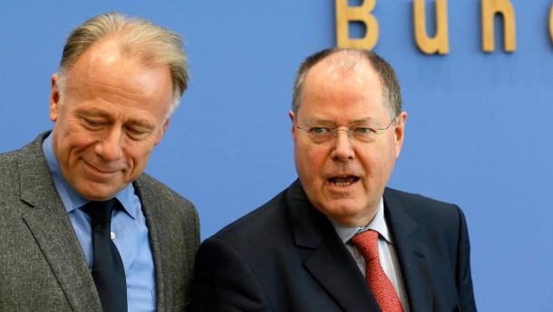 Trittin und Steinbrück