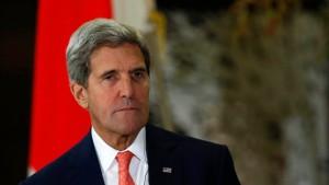 Kerry: Sie können flüchten, aber nicht entkommen