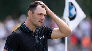 Das große Scheitern der deutschen Golfer