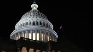 Das Kapitol in Washington