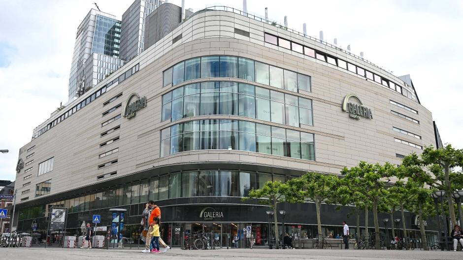 Soll bald in neuem Glanz erstrahlen: Das Kaufhof-Weltstadthaus
