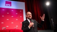 Union verschärft Ton gegen Schulz
