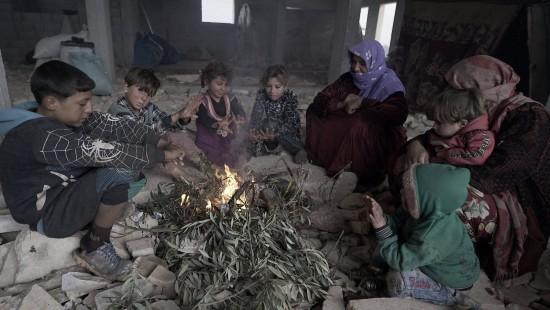 Luftangriffe in Idlib kurz vor Waffenruhe