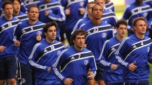 Schalke genießt sein neues Betriebsklima