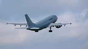 Luftwaffen-Airbus nach Wuhan gestartet