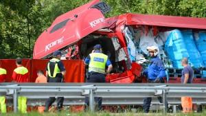 Deutsche Familie stirbt bei Autounfall