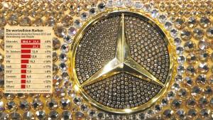 Mercedes hängt sie alle ab