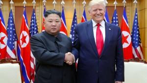 """Trump und Kim: Eine """"besondere"""" Beziehung"""