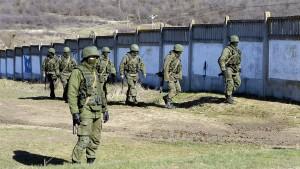 Jahrestag der Krim-Annexion