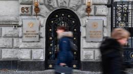 Russische Diplomaten ausgewiesen