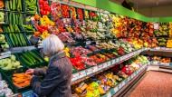 Mit einem appetitlichen Gemüsestand hält kein Webdesign mit.