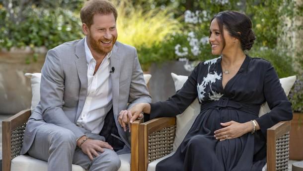 """""""Harry und Meghan können jetzt 500 Millionen im Jahr verdienen"""""""