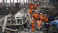 Opferzahl nach Baustellen-Unglück steigt