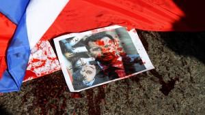 Der Westen verspricht der syrischen Opposition Hilfe