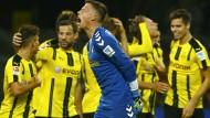 Dortmund kann es auch ohne die ganz große Show