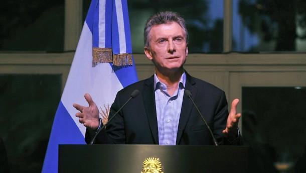 Argentinien meldet sich zurück
