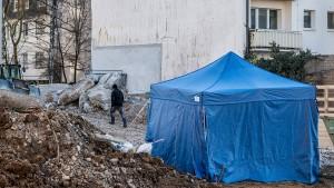 Wieder ein Bombenfund in Frankfurt