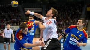 Deutschland fährt mit Sieg zur WM in Spanien